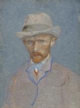 van Gogh, Autoritratto | Zelfportret | Autoportrait |Self-portrait