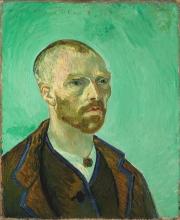 van Gogh, Autoritratto dedicato a Paul Gauguin | Autoportrait dédié à Paul Gauguin | Self-portrait dedicated to Paul Gauguin