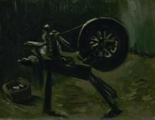 van Gogh, Avvolgitore di bobina | Spoelwiel | Enrouleur de canette | Bobbin winder