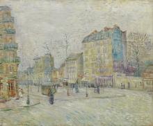 van Gogh, Boulevard de Clichy