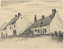 van Gogh, Casa Zandmennik | Maison Zandmennik | The Zandmennik house