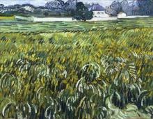 van Gogh, Casa ad Auvers | Maison à Auvers | House at Auvers