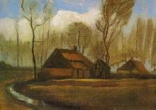 van Gogh, Fattoria a Hoogeeven | Boerderij in Hoogeveen | Ferme à Hoogeveen | Farm in Hoogeeven