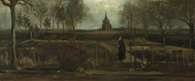 van Gogh, Giardino di primavera | Lentetuin | Jardin de printemps | Spring garden