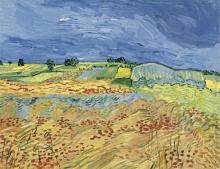 van Gogh, I campi | Les champs | The fields