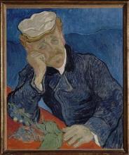 van Gogh, Il dottor Paul Gachet | Le docteur Paul Gachet | Doctor Paul Gachet