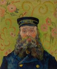 van Gogh, Il postino   Le facteur   The postman (Joseph-Étienne Roulin)