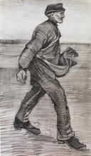 van Gogh, Il seminatore: rivolto verso destra | Le semeur: tourné à droite | The sower: facing right
