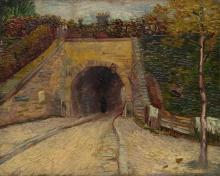 van Gogh, Il viadotto | Le viaduc | Roadway with underpass