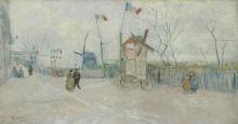 van Gogh, Impasse des Deux Frères