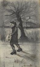 van Gogh, In cammino   En route   On the way