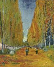 van Gogh, L'Allée des Alyscamps.jpg