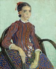 van Gogh, La Mousmé
