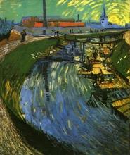 van Gogh, La Roubine du Roi
