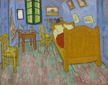 van Gogh, La camera da letto | La chambre à coucher | The bedroom