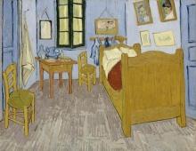 van Gogh, La camera di van Gogh ad Arles | La chambre de van Gogh à Arles | Van Gogh's bedroom in Arles