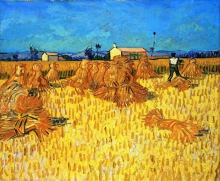 van Gogh, La mietitura in Provenza.jpg