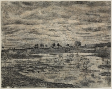 van Gogh, La palude | Le marais | The swamp