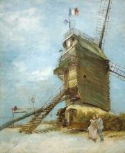 van Gogh, Le Moulin de la Galette