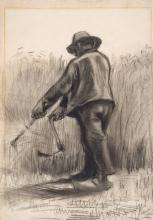 van Gogh, Mietitore | Maaier | Moissonneur | Reaper