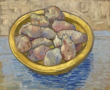 van Gogh, Natura morta con patate   Stilleven met aardappels   Nature morte avec pommes de terre   Still life with potatoes