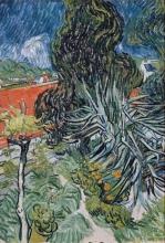van Gogh, Nel giardino del dottor Paul Gachet | Dans le jardin du docteur Paul Gachet | In the garden of doctor Paul Gachet