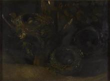 van Gogh, Nidi di uccello | Vogelnesten | Nids d'oiseaux | Bird's nests