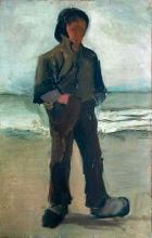 van Gogh, Pescatore | Visser | Pêcheur | Fisherman