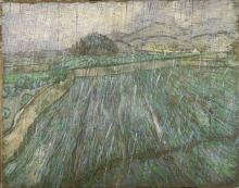 van Gogh, Pioggia | Pluie | Rain