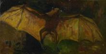 van Gogh, Pipistrello | Vleerhond | Renard volant | Flying fox