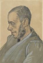 van Gogh, Ritratto di Jozef Blok | Portret van Jozef Blok | Portrait de Josef Blok | Portrait of Jozef Blok