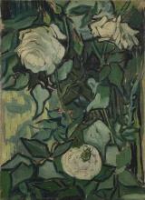 van Gogh, Rose   Rozen   Roses   Roses
