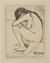 van Gogh, Sorrow | Tristezza | Chagrin