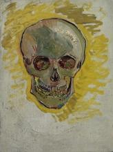 van Gogh, Teschio | Schedel | Crâne | Skull