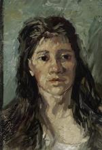 van Gogh, Testa di una prostituta | Kop van een prostituee | Tête d'une prostituée | Head of a prostitute