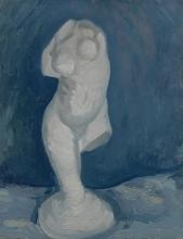 van Gogh, Torso di Venere | Venustorso | Torse de Vénus | Torso of Venus