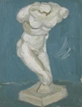van Gogh, Torso virile | Mannentorso | Torse viril | Male torso
