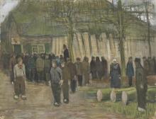 van Gogh, Vendita di legname | Houtverkoping | Vente de bois | Lumber sale