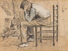 van Gogh, Worn out   Fourbu   Stremato