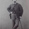 Cristiano Banti, 1860 circa, foto Alinari