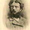 Daniele Ranzoni a circa 30 anni (1873-75)