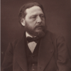 Ferdinand Mulnier, Jules Breton, 1877 circa