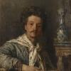 Filippo Carcano, Autoritratto