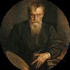 Franz von Lenbach, Autoritratto, 1902 [dettaglio]