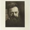 Friedrich Viktor Spitzer (1854-1922), Ferdinand Hodler, 1904 (o prima)