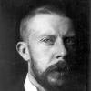 George Hendrik Breitner (foto di W. Witsen)