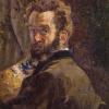 Jean-Baptiste Armand Guillaumin, Autoritratto, 1878