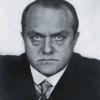 Hugo Erfurth, Ritratto di Max Beckmann, 1928