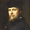 Jean Jacques Henner, Autoritratto [1877]