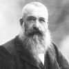 Claude Monet, 1899 (foto Nadar)